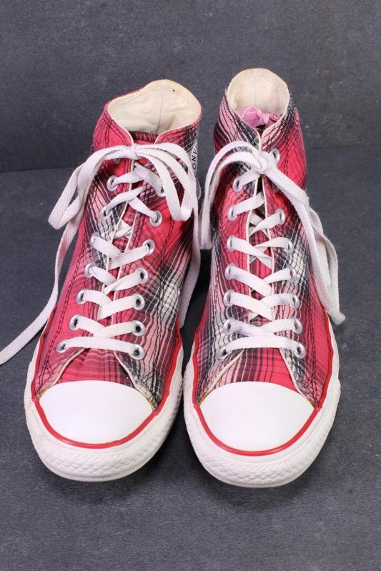 CB427 Converse All Star Chucks High Top Sneaker Gr. 41 rot
