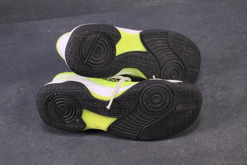 SB387 ADIDAS Court Stabil Damen Tennisschuhe Sneaker Gr. 36