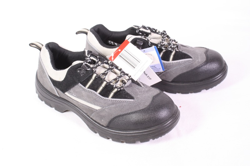 44 Arbeitsschuhe Sicherheitsschuhe Schuhe Leder Gr