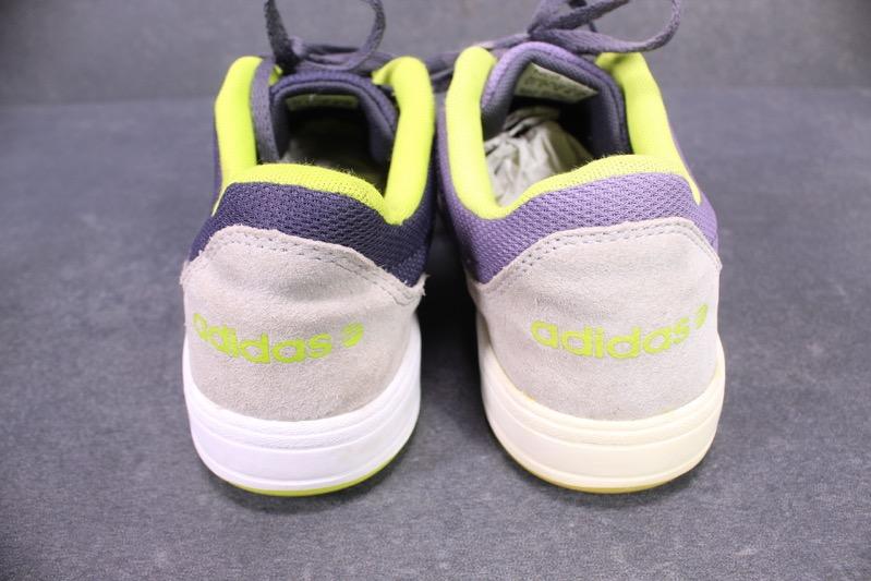 SB33 ADIDAS Neo 2013 Damen Sneaker Sportschuhe Gr. 38 grau