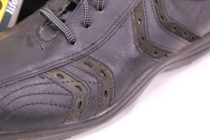 Details zu C497 Jomos Komfort Schuhe Sneaker grau schwarz Gr. 40 H weiche Sohle ungetragen