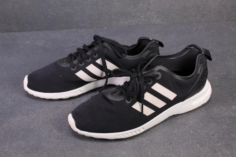 SB345 Adidas ZX Flux Smooth Damen Sneaker Gr. 38,5 schwarz