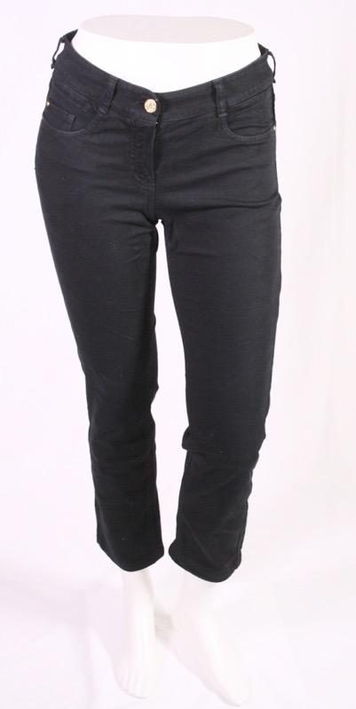 e0b0cad4289649 GJ14-105 Gardeur Zuri Damen Shape Jeans Hose schwarz Gr. 36 L27 Stretch  straight